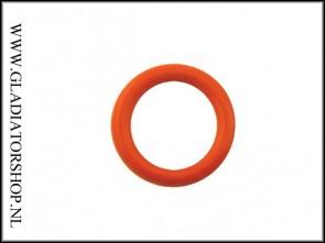 Dye gekleurde Oring BN70-11 oranje