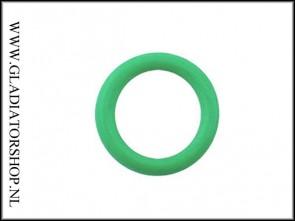 Dye gekleurde Oring BN70-12 groen