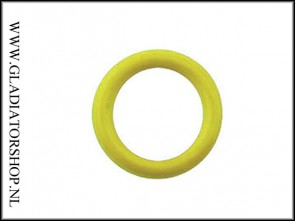 Dye gekleurde Oring BN70-13 geel