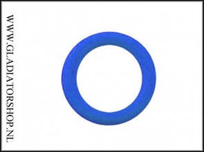Dye gekleurde Oring BN70-14 blauw