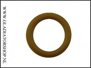 Dye gekleurde Oring BN70-16 bruin