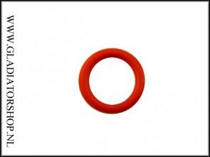 Dye gekleurde Oring BN70-09 rood