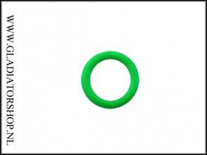 Dye gekleurde Oring BN90-07 groen