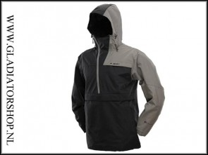 Dye Paintball pullover jacket black/grey