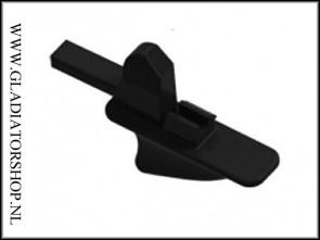 Dye Rotor bottom anti jam trigger