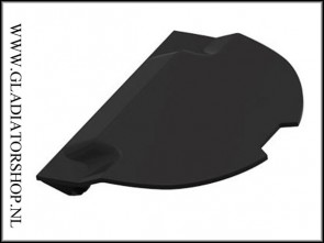Dye Rotor bottom tray hinge