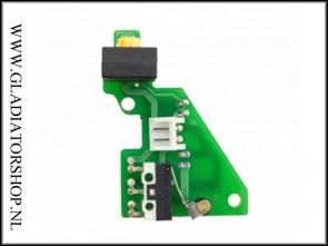 Dye Rotor circuit board