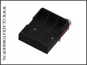 Dye Rotor gear box battery holder
