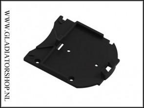 Dye Rotor gear box body top