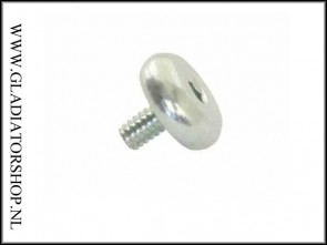 Dye Rotor top shell carrier screw