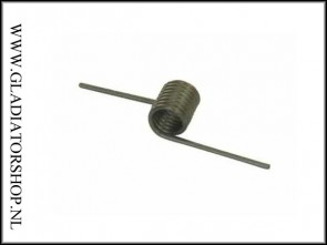 Dye Rotor top shell lid spring