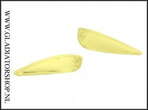 Dye Rotor windows yellow