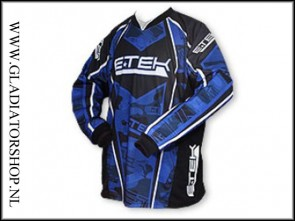 Planet Eclipse ETEK jersey blauw maat 3XL