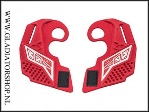 Empire EVS ear pieces rood