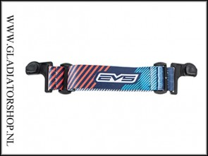 Empire EVS masker strap / bandje blue red