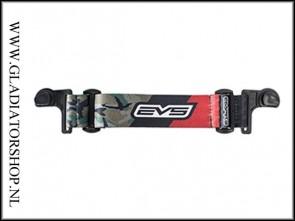 Empire EVS masker strap / bandje camo red