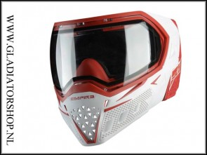 Empire EVS thermal goggle white red