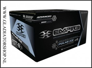 Empire Polar Ice 2000 paintballs