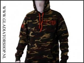 Enola Gaye Rockstar hoodie woodland