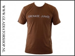 Enola Gaye T-shirt Grenade Junkie maat XL