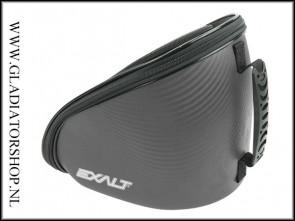 Exalt carbon goggle case V3 Charcoal / Lime