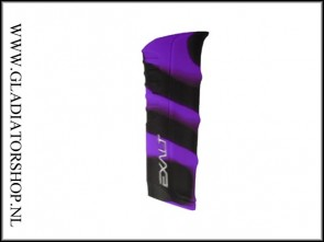 Exalt regulator grip SP Shocker RSX black purple swirll