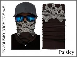 Fantasy facewrap paisley