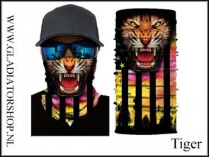 Fantasy facewrap tiger