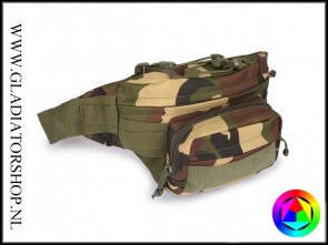 SWAT Tactical fanny pack heup/buik tas