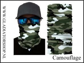 Fantasy facewrap camouflage