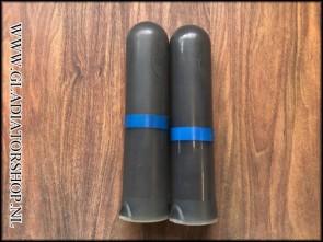 (O) Fatboy 140 round pods smoke