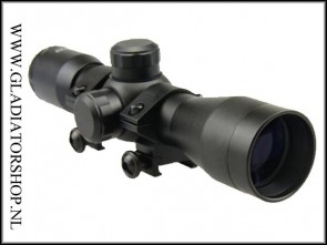Tactical sniper 4x32 Mil Dot scope