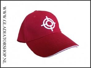 Fostex baseball cap Rood