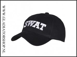 Fostex baseball cap zwart swat