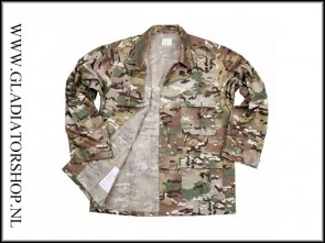Fostex BDU combat jacket DTC/ Multicam