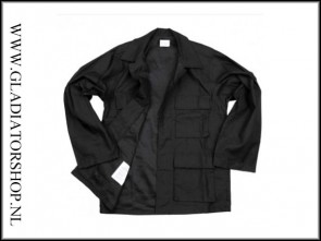 Fostex BDU combat jacket zwart