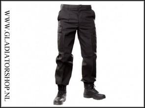 Fostex BDU combat broek Swat black