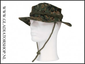 Fostex Bush hat Digital camo