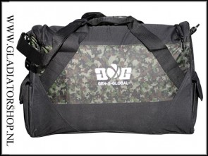 Gen-X-Global Deluxe travel bag digi camo