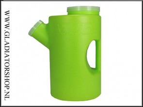 Gen-X 1100 round paint caddy lime