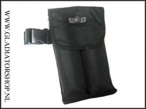 Gen-X  pouche zwart (incl 2 pods)