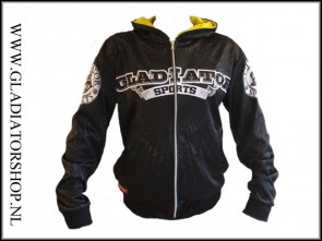 Maximum Custom hooded jacket: Gladiator Sports