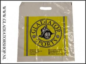 Gladiator Sports plastic tasje