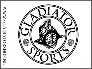 Gladiator Sports sticker rond