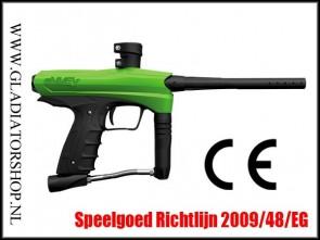 GoG eNMEy cal 0.50 groen CE Kinderpaintball