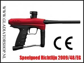 GoG eNMEy cal 0.50 rood CE Kinderpaintball