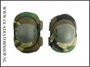 Highlander elbow pads woodland