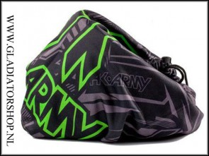 HK-Army masker zak lime groen