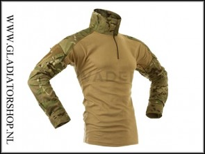 Invader Gear combat shirt ATP multi cam