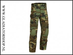 Invader Gear Predator Broek Woodland